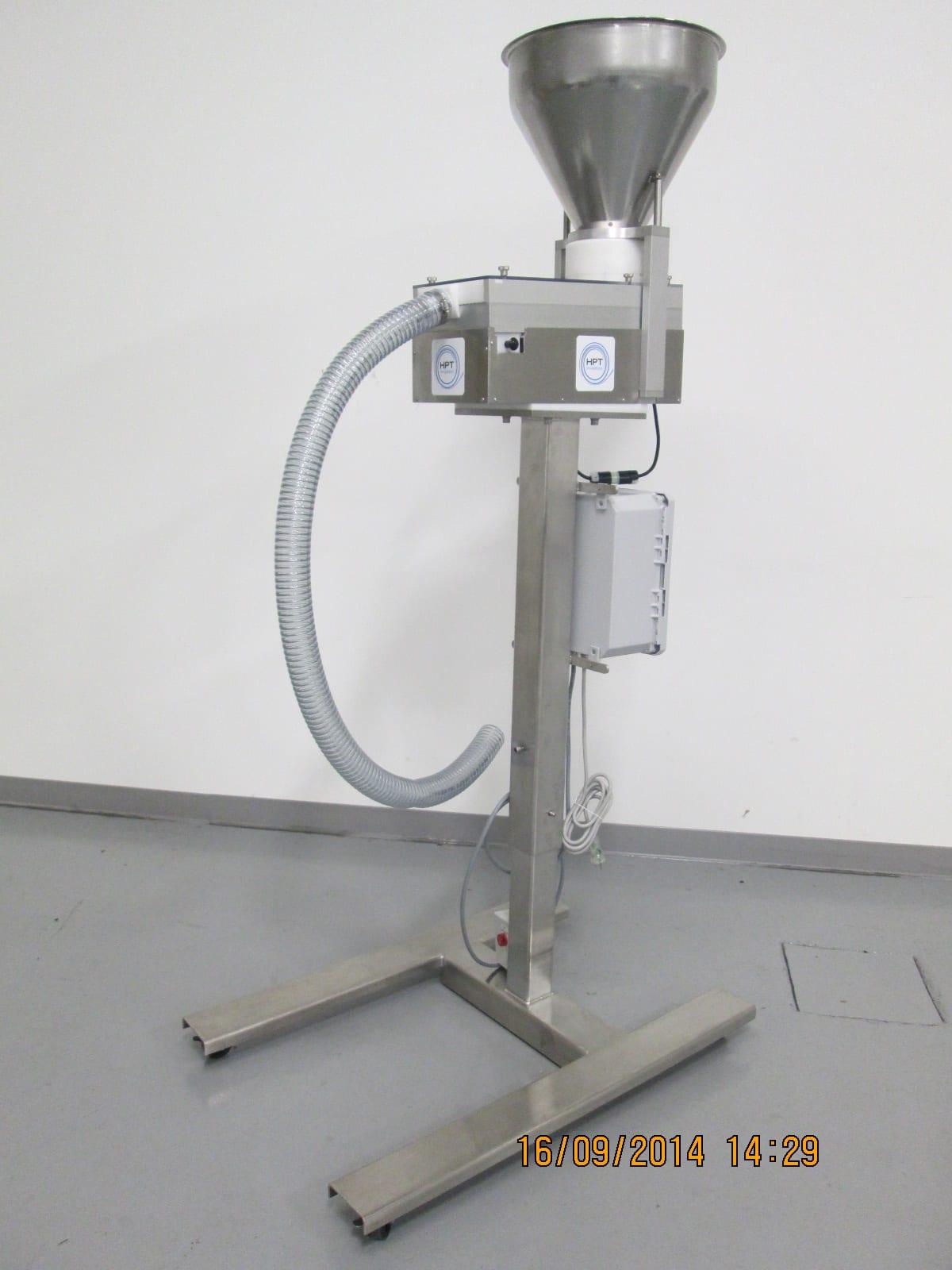 bulk product feeder